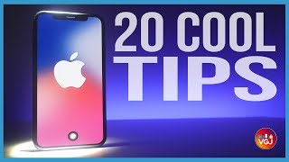 20 Cool Not-So-Obvious iPhone X Tips, Hidden Features And Things You Might Not Know!