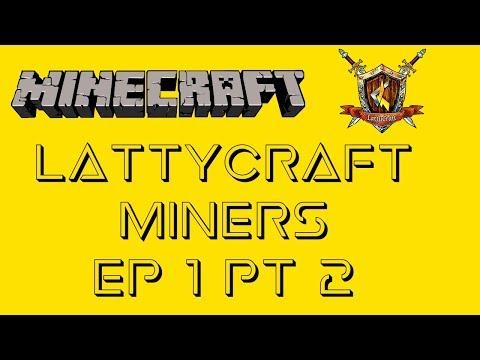 S2E6] High School Visits | LattyCraft Miners - смотреть