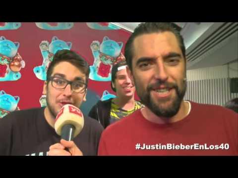 Justin Bieber abandona los 40 ESPAÑA