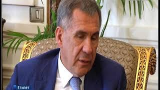 В Каире прошел деловой форум «Татарстан - Египет»
