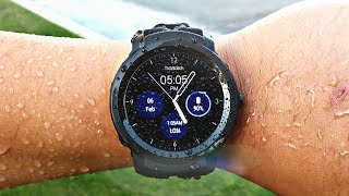 TicWatch E2 - Light On The Wrist & Easy On The Wallet