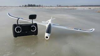 Hubsan H301S SPY HAWK ... FPV RTF самолет с GPS и системой стабилизации