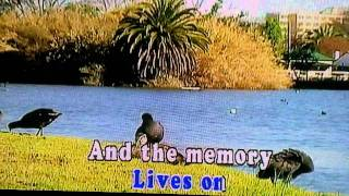 Please Don't Stop Remembering (Karaoke)