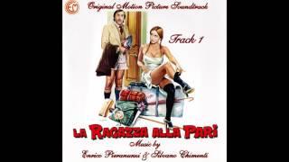 La Ragazza alla Pari - Track 01 - Enrico Pieranunzi and Silvano Chimenti