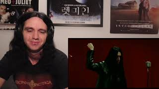 THE 69 EYES - The Chair (OFFICIAL VIDEO) Reaction/ Review