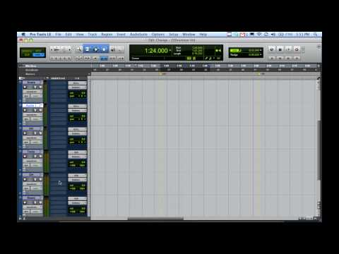 Using Multiple Outputs with EZDrummer