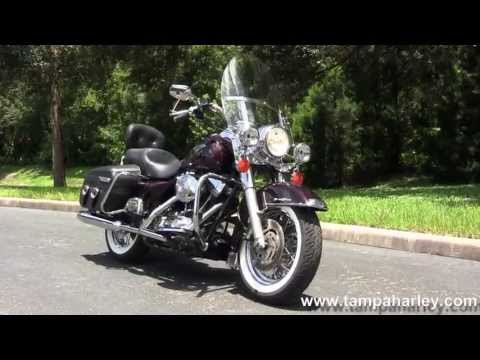 Used 2009 Harley-Davidson FLHRC Road King Classic with