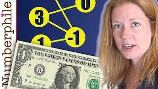 The Dollar Game - Numberphile