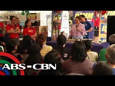 Maagang pamasko handog sa Kapamilya Christmas fair | TV Patrol