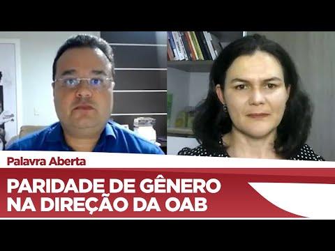 Fábio Trad quer paridade de gênero nos cargos de direção da OAB - 08/10/2021