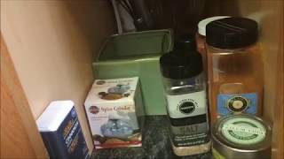 Spice Cabinet TOUR!! A Little About Seasonings And Homemade Rubs