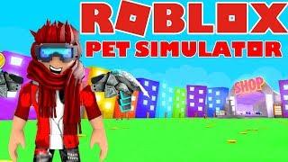 SÅ MANGE KÆLEDYR!? Pet Simulator #1