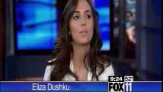 Eliza Dushku interview