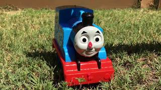 Thomas and Friends Toy Trains Percy James Disney Cars McQueen Bath Pain Fun