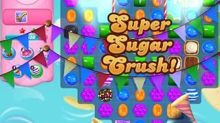 Candy Crush Saga Level 4219 (No boosters)