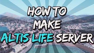 Tutorial: How to make Arma 3: Life Server [2016]