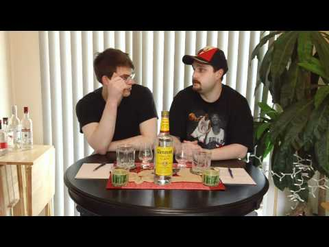 GLENMORE LONDON DRY GIN – Ginreviews.com – Gin Reviews