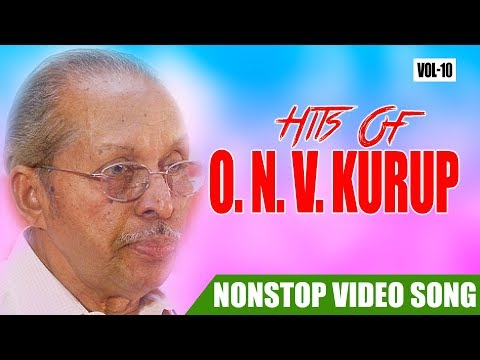 O N V Kuruppu Hits Vol 10 Malayalam Non Stop Movie Songs K. J. Yesudas,Sujatha,K. S. Chithra