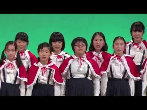 西之表市立榕城小学校児童合唱団クリスマスを歌う!