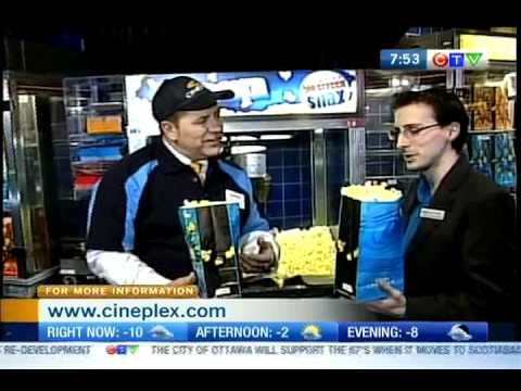 Download Cineplex Entertainment Coliseum - Concession Stand Mp4 HD Video and MP3