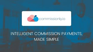 Commissionly video