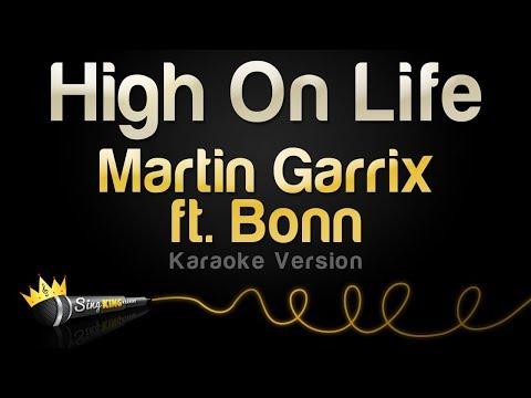 Martin Garrix ft.  Bonn - High On Life (Karaoke Version)