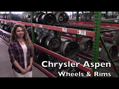 Factory Original Chrysler Aspen Wheels & Chrysler Aspen Rims – OriginalWheels.com