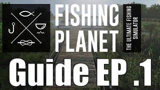 Fishing planet снасть на арупнава баса