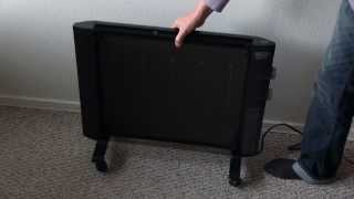 Reviewed- DeLonghi HMP1500 Mica Panel Space Heater