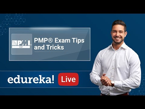PMP® Exam Tips And Tricks 2020 | PMP® Exam Prep ... - YouTube