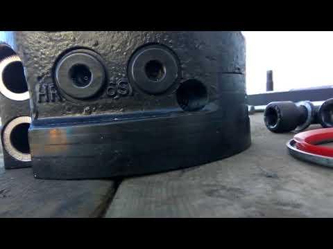Разборка ротатора Baltrotors HR16-03