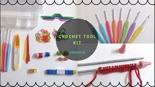 Crochet Tool Kit Amazon | Crochet Hook Set