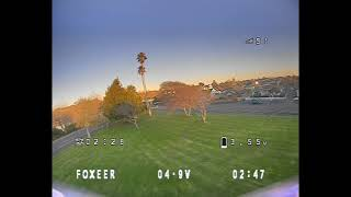 Finally fixed the toothpick! (Sunset TP3 Ripping) #FPVFreestyle