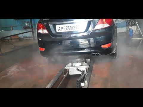 Clean Vacuum Technologies Robotic Under Chassis Washer
