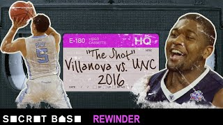 The amazing, buzzer-beating end to the 2016 NCAA Tournament needs a deep rewind | Villanova vs. UNC thumbnail