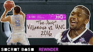 The amazing, buzzer-beating end to the 2016 NCAA Tournament needs a deep rewind | Villanova vs. UNC thumbnail