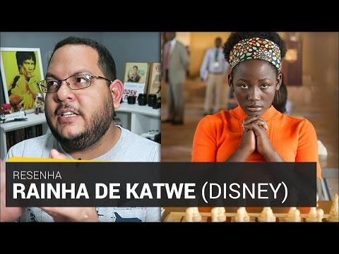 RAINHA DE KATWE (Disney, 2016) | Crítica