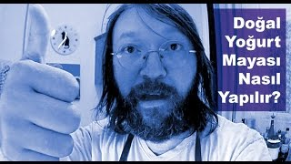 Evde Yoğurt Mayası Nasıl Yapılır | Evde Yoğurt Nasıl Yapılır