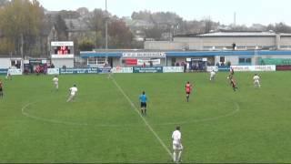 preview picture of video 'SV-pfs-Gallneukirchen gegen Union Katsdorf  4-0 (1-0)'