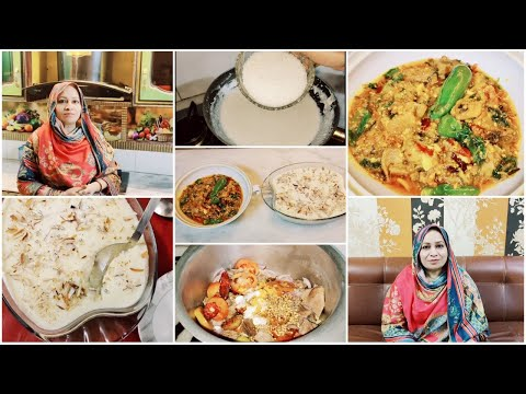 Jhatpat Dinner Prep – Beef Stew & Rabri Wali Kheer Recipe ♥️ Cooking with Shabana