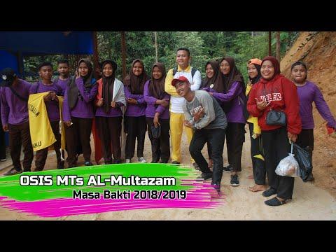 Osis MTs Al-Multazam Masa Bakti 2018/2019