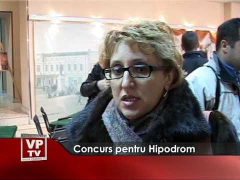 Concurs pentru hipodrom