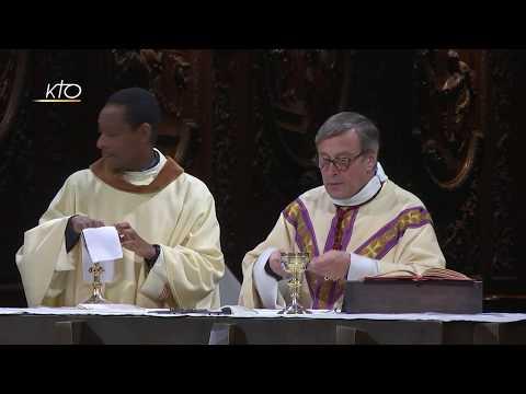 Messe du 1er décembre 2017