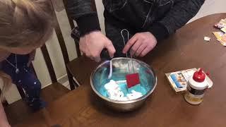 Как сделать лизун дома своими руками