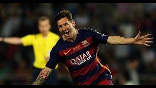 Leo Messi - Magic Skills & Goals - 2015/16
