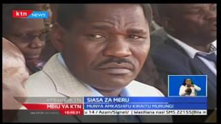 Mbiu ya KTN: Kigumo MP-Jamleck Kamau amutetea Peter Kenneth kwa kiti cha ugavana Nairobi, 23/1/17