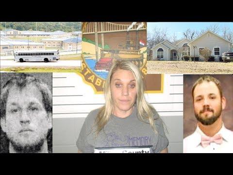 Missouri Prison Nurse Kills Husband To Marry Convicted Killer Inmate.