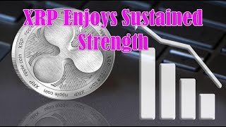XRP News! XRP Enjoys Sustained Strength After Hitting 4-Month High