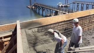 SUPER COOL- Concrete Pool Construction