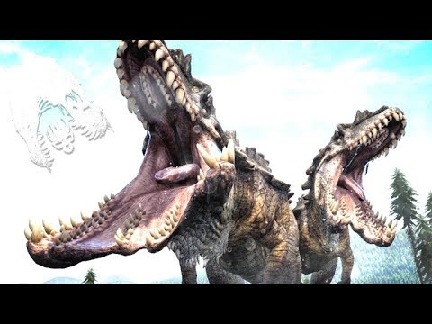 The Isle - THIS MONSTROUS TYPE-H SHOULD NOT EXIST.. Hypo Giga Survival - The Isle Gameplay